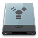 b, Firewire, Graphite Icon