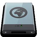 b, Graphite, Server Icon