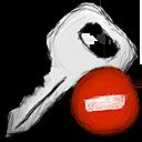 Delete, Key Icon