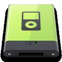 Green, Ipod Icon