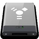 Firewire, Grey, w Icon