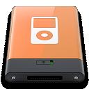 Ipod, Orange, w Icon