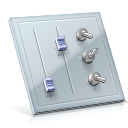 Config, Settings, Setup Icon