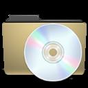 Cd, Folder, Manilla Icon