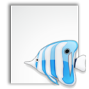 Application, Bluefish, Project Icon