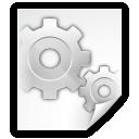 Makefile, Text, x Icon