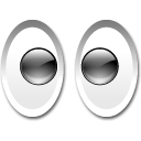 Applet, Eyes Icon