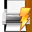 Print, Setup Icon
