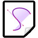 Application, Kontour, x Icon