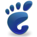 Blue, Here, Start Icon