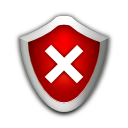 Breach, Low, Security, Shield Icon