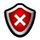 Breach, Low, Security, Shield Icon