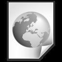 Document, Internet, Url Icon