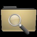 Folder, Manilla, Saved, Search Icon