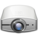 Projector, Video Icon