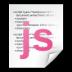 Application, Javascript Icon