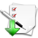 Assigned, Stock, Task Icon