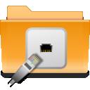 Folder, Kde, Remote Icon