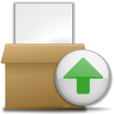 Archive, Extract Icon