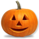 Halloween, Jack, Lantern, o, Pumpkin Icon