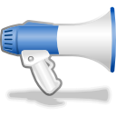 Advertising, Announcement, Blog Icon