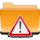 Folder, Important, Kde Icon