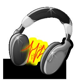 Audacity, Audio, Headphones, Music, Sound Icon