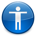 Accessibility, Gnome, Settings, Technologies Icon