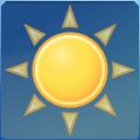 Sunny, Weather Icon