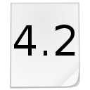 Float, Type Icon
