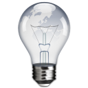 Idea, Lightbulb, Power Icon