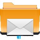 Folder, Kde, Mail Icon