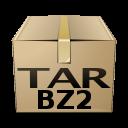 Application, Bzip, x Icon