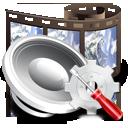 Gstreamer, Properties Icon