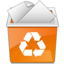 Delete, Garbage, Trashcan Icon