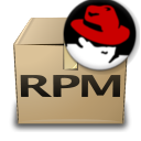 Application, Rpm, x Icon