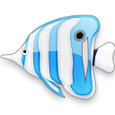 Animal, Fish Icon