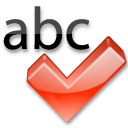 Check, Spelling, Tools Icon