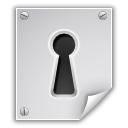 Application, Encrypted, Pgp Icon