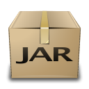 Application, Jar, x Icon