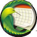 Calendar, Sunbird Icon