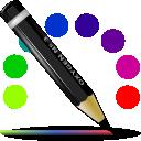 Color, Line Icon