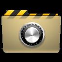 Folder, Locked, Manilla, Security Icon