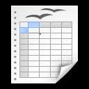 Application, Vnd.Stardivision.Calc Icon