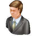 Administrator, Business, Mac, Man, User Icon