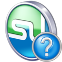 Help, Stumbleupon Icon