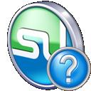 Help, Stumbleupon Icon