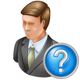 Administrator, Help Icon