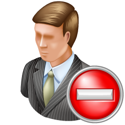Administrator Delete Icon Download Free Icons