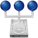 Network, Preferences, Sharing, System Icon